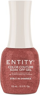 Entity color couture Strut in Shimmer