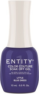 Entity color  couture little Blue dress