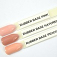 Rubber Base Peach