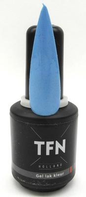 TFN gel lak nr. 475 Powder Blauw