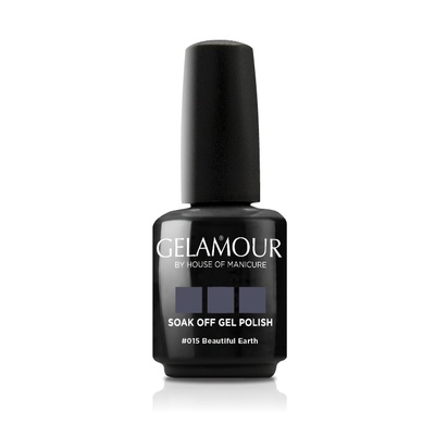 Gelamour #015 Beautiful Earth 15 ml