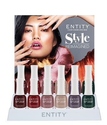 Entity Color Couture display Style reimagined