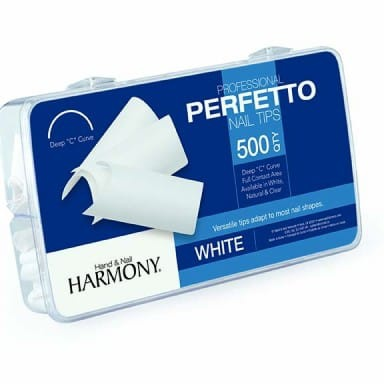 Perfetto tips white 50 st. nr. 5