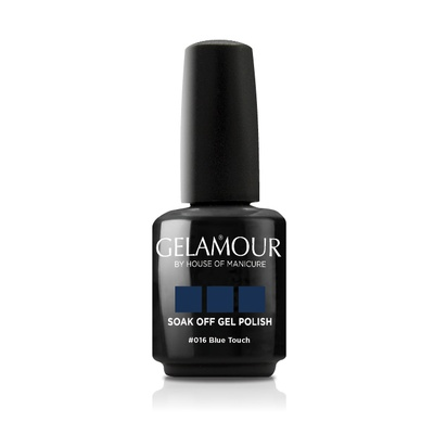 Gelamour #016 Blue Touch 15 ml