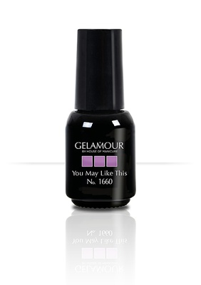 Gelamour #1660 You may like this 5 ml