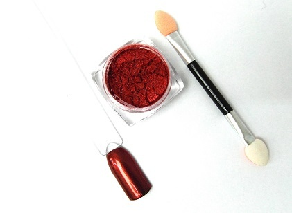 Chrome powder Rood Koper